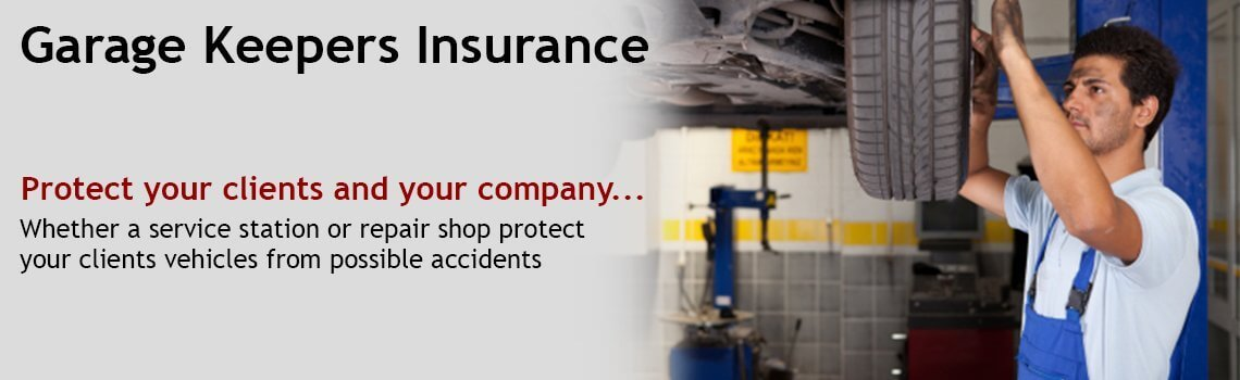 what is garage keepers legal liability insurance