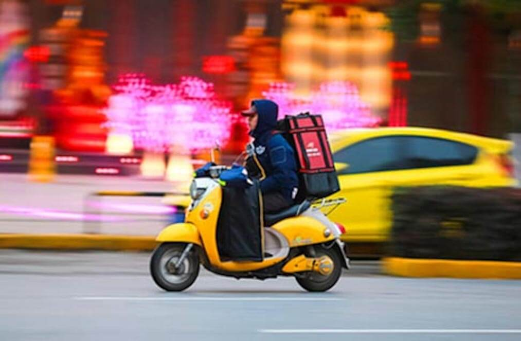 insurance for food delivery drivers